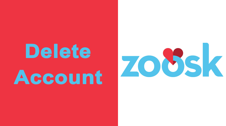 how do you delete your zoosk profile