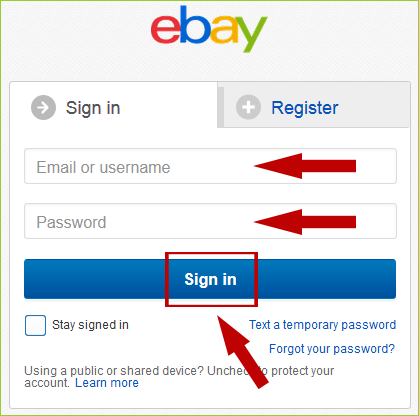 how to delete your ebay account
