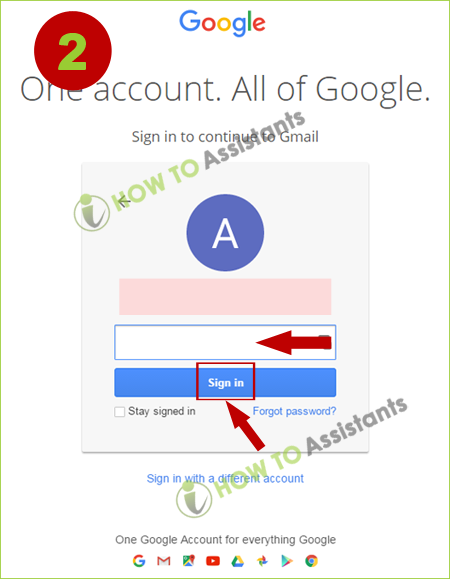How to Login to My Google Drive Account - HowToAssistants com