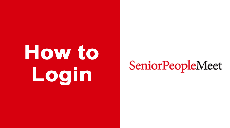 Seniorpeoplemeet login mobile