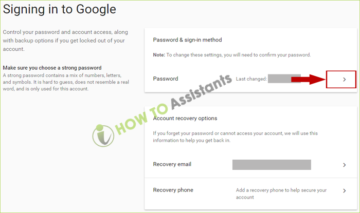 how can i change my gmail password if i forgot it