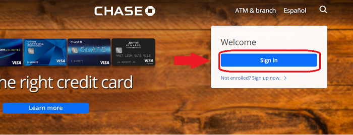 How To Login To My Chase Freedom Account Howtoassistantscom